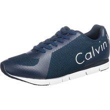 CALVIN KLEIN JEANS JACK MESH/RUBBER SPREAD Sneakers Low dunkelblau Herren