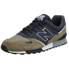 New Balance Unisex-Erwachsene U446 Sneaker, Mehrfarbig (Cerise/U446CNW), 41.5 EU