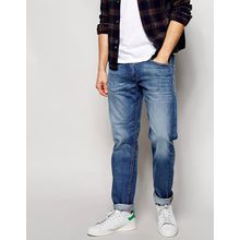 Diesel - Belther 665H - Schmale Jeans in heller Waschung - helle Waschung