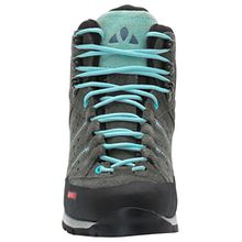 Vaude Damen Women's Dibona Advanced Mid STX Outdoor Fitnessschuhe, Grau (Dark Steel 095), 41 EU