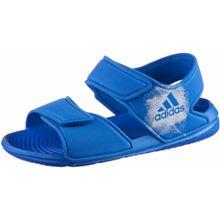 ADIDAS PERFORMANCE Badeschuhe 'AltaSwim' blau / weiß