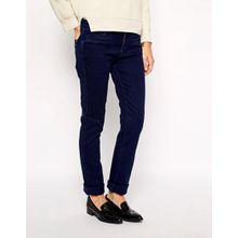 MiH Jeans - The Oslo - Röhrenjeans - Französischblau