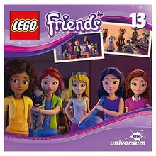 CD LEGO Friends 13 Hörbuch