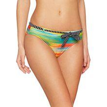 ESPRIT Bodywear Damen Bikinihose Sunset Beach Classic Brief, Blau (Turquoise 470), Herstellergröße 42