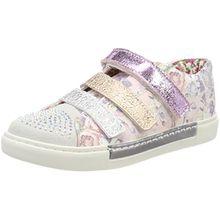 Primigi Mädchen PSD 14287 Hohe Sneaker, Rosa (Cipriaglicchamp), 30 EU