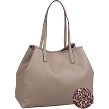 Guess Shopper Vikky Large Tote Taupe