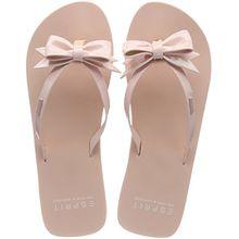 ESPRIT Damen Doro Bow Pantoletten, Pink (Light Pink), 37 EU