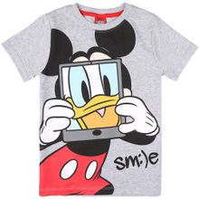 DISNEY T-Shirt grau