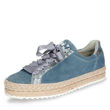 Paul Green Sneaker, Groesse 6 1/2, Hellblau