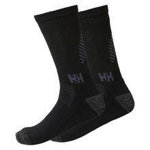 HELLY HANSEN 'Lifa Merino 2' Socken schwarz