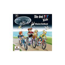 CD Die drei ??? Kids 65 - Mission Goldhund Hörbuch