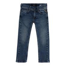 REPLAY Jeans blue denim