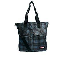 Eastpak – Karierte Shopper-Tasche