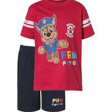 PAW Patrol Baby Set T-Shirt + Shorts  rot Jungen Kinder