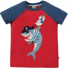 Frugi T-Shirt - Rafe Raglan
