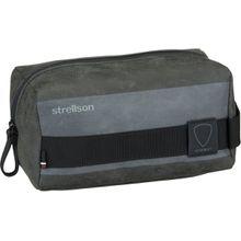 Strellson Kulturbeutel / Beauty Case Finchley WashBag SHZ Dark Grey