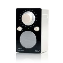 Tivoli Audio - PAL BT, schwarz / weiß
