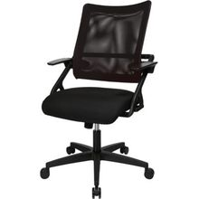 Topstar Drehstuhl New S´move black - Edition, schwarz