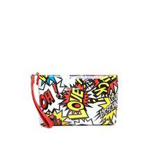 Love Moschino – I Love Pop – Clutch