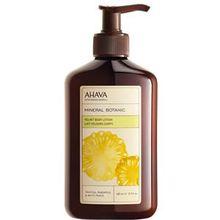 Ahava Körperpflege Mineral Botanic Tropische Ananas & Weißer Pfirsich Body Lotion 400 ml