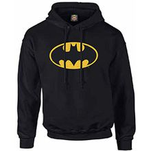 Batman - Logo Kapuzenpullover (Unisex) (M)