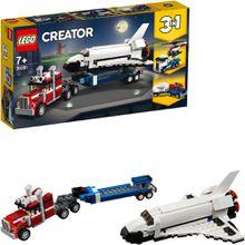 LEGO® Creator 31091 - Transporter für Space Shuttle