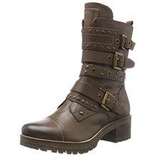 Bugatti Damen 421323321000 Biker Boots, Braun (Brown), 39 EU