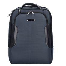 SAMSONITE XBR Rucksack 47 cm Laptopfach dunkelgrau / schwarz