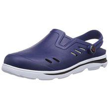 Chung Shi DUX Ortho Clog Unisex-Erwachsene Clogs, Blau (Navy), 36/37 EU, 8905020