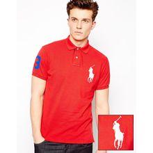 Polo Ralph Lauren Polo Shirt With Big Polo Player