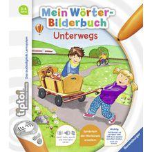 Ravensburger tiptoi® Mein Wörter-Bilderbuch Unterwegs