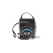 Kenzo Bucket-Bag Eye aus Leder