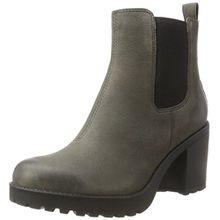 Vagabond Damen Grace Chelsea Boots, Grau (Dark Grey), 39 EU
