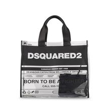 DSQUARED2 Shopper mit Pouch