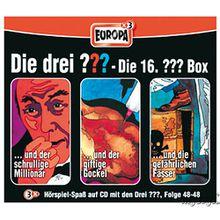 CD Die Drei ??? - Box (46 - 49) Hörbuch