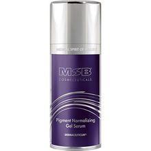 MSB Medical Spirit of Beauty Pflege Spezialpflege Pigment Normalizing Gel Serum 30 ml