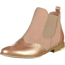 MARCO TOZZI Chelsea Boots rosa Damen
