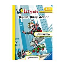 Buch - Leserabe 3: Agent Andy Action