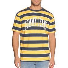 Tommy Jeans T-Shirt in gelb für Herren