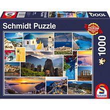 Puzzle 1000 Teile Mach mal Urlaub in … Griechenland