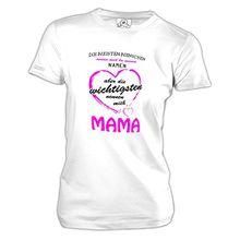 DIE MEISTEN MENSCHEN NENNEN MICH BEI MEINEM NAMEN - DIE WICHTIGSTEN MAMA - Weiss - WOMEN T-SHIRT by Jayess Gr. M