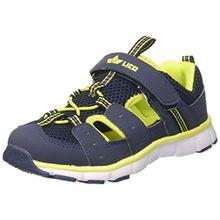 Lico Jungen Matti Vs Sneaker, Blau (Marine/Lemon), 29 EU