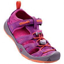 Keen - Kid's Moxie Sandal - Sandalen Gr 1;10K;11K;12K;13K;2;3;4;4K;5;6;8K;9K schwarz/grau;türkis/blau;rosa/lila;grau