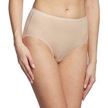 Calida Damen Slip Comfort, Einfarbig, Gr. 38 (Herstellergröße: XS 36/38), Beige (nude 885)