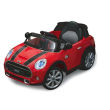 XXXL KINDERAUTO Ride-on Mini, Rot