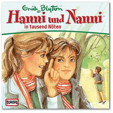 CD Hanni & Nanni 09 - in tausend Nöten Hörbuch