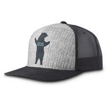 Prana - Journeyman Trucker - Cap Gr One Size grau/türkis/schwarz;grau/schwarz