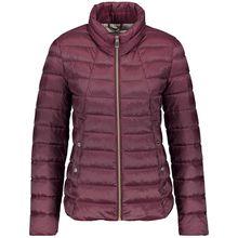 Gerry Weber Outdoorjacke nicht Wolle Steppjacke Teflon Eco Elite rosa Damen