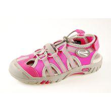 RICHTER Sandalen beige / pink / dunkelpink