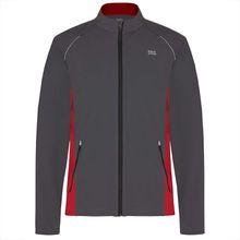 TAO Sportswear Nachhaltige Herren Funktionsjacke NERO Outdoorjacken anthrazit Herren